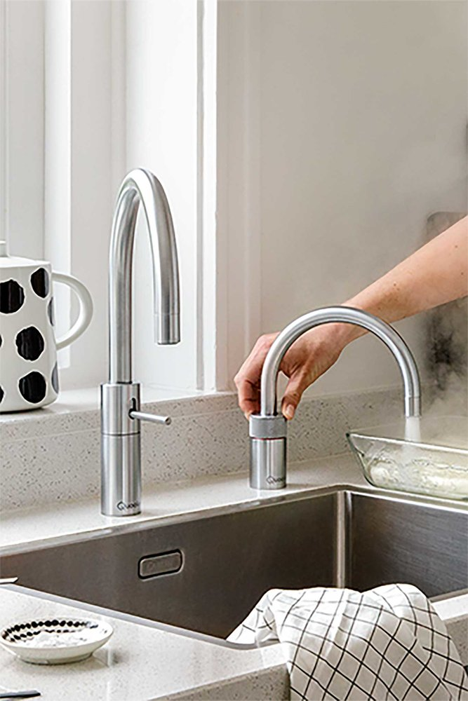 Quooker Nordic Twin Taps