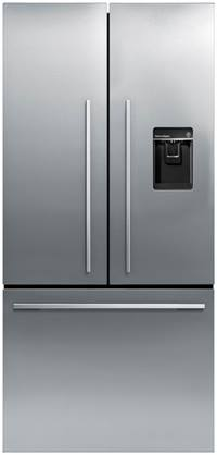 Fisher&Paykel RF540ADUSX4 - Fritstående french-door køle-/fryseskab